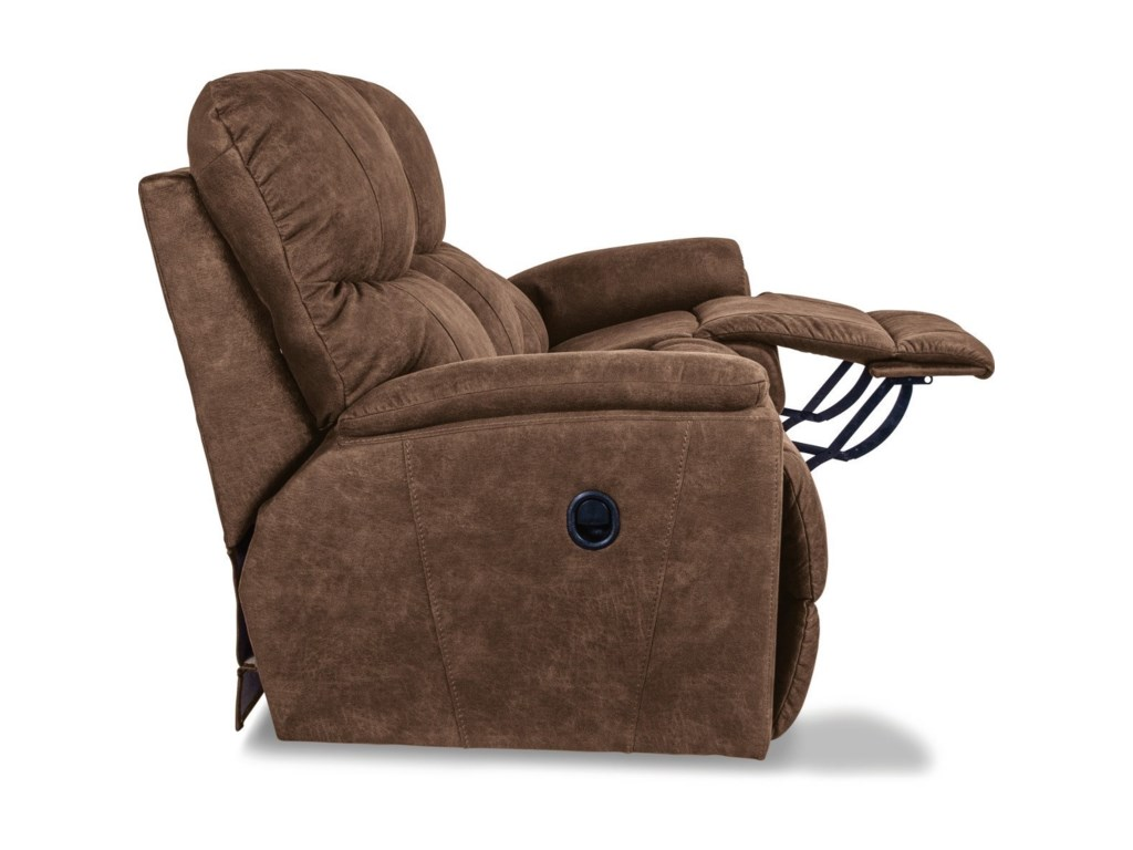 La-Z-Boy TrouperLa-Z-Time Full Reclining Sofa
