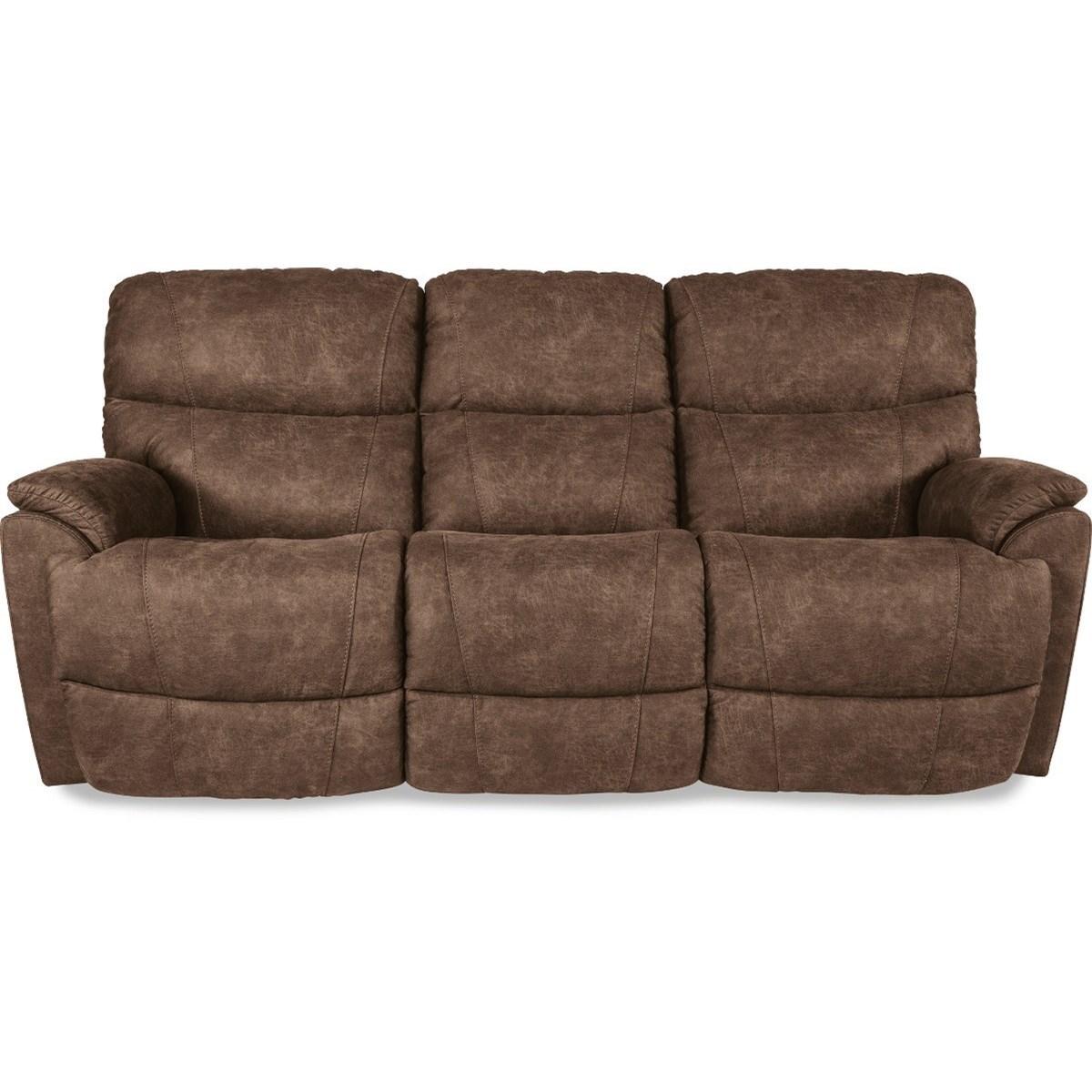 La-Z-Boy TrouperPower La-Z-Time Full Reclining Sofa ...