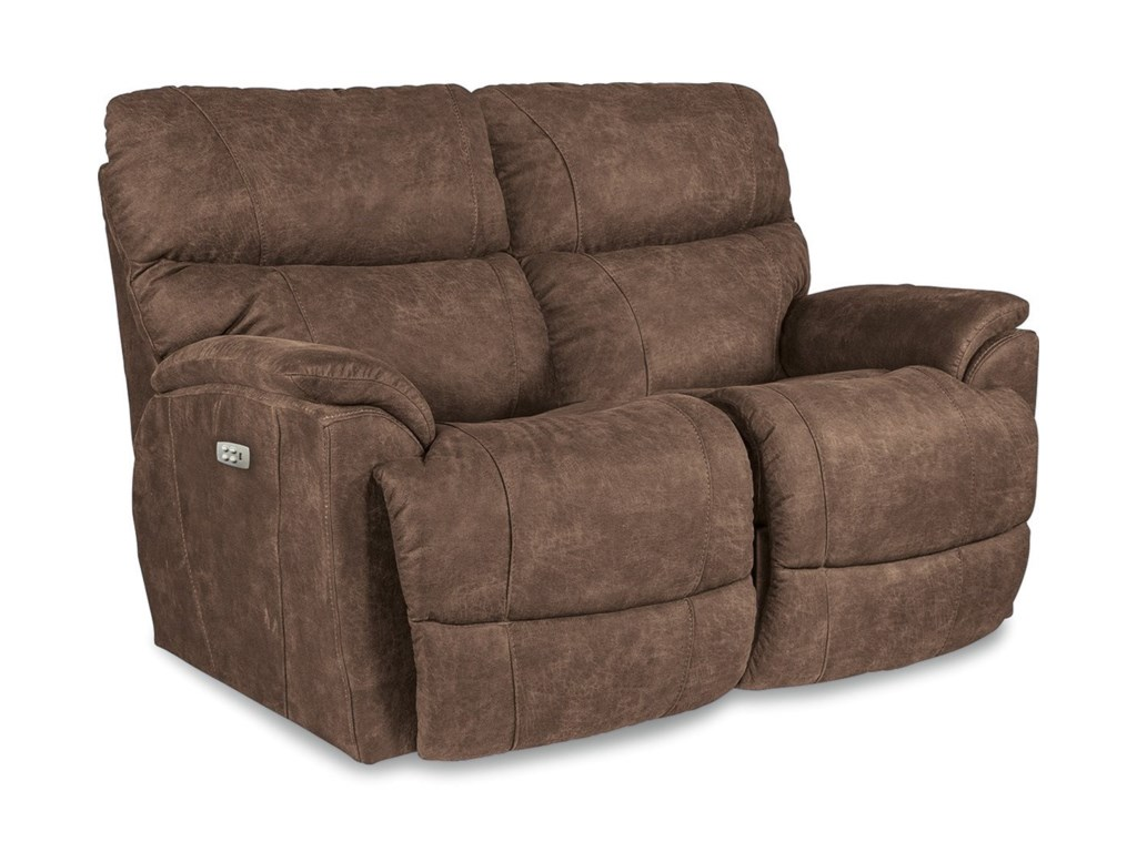 La-Z-Boy TrouperPower La-Z-Time Full Reclining Loveseat