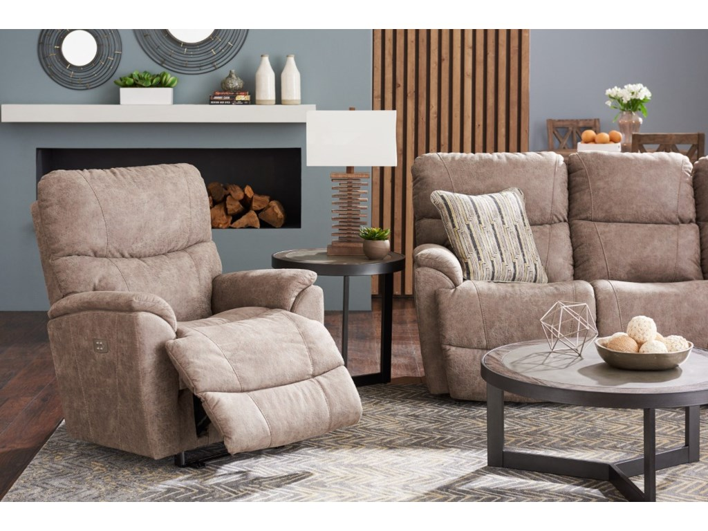 La-Z-Boy TrouperPower-Recline-XR RECLINA-ROCKER Recliner