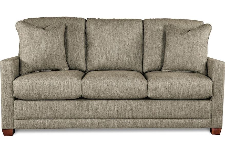 La Z Boy Twilight Contemporary Queen Sofa Sleeper Lindy S Furniture Company Sleeper Sofas