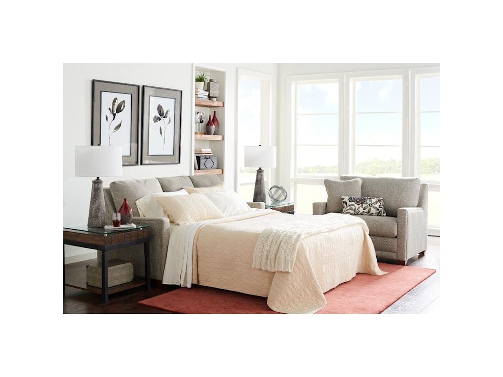 La-Z-Boy TwilightSupreme-Comfort Queen Sofa Sleeper