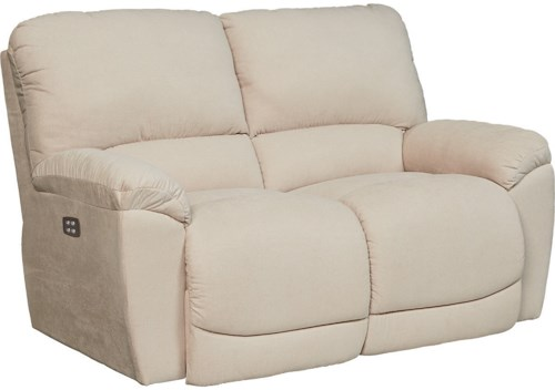 La-Z-Boy Tyler Casual Power La-Z-Time® Full Reclining Loveseat
