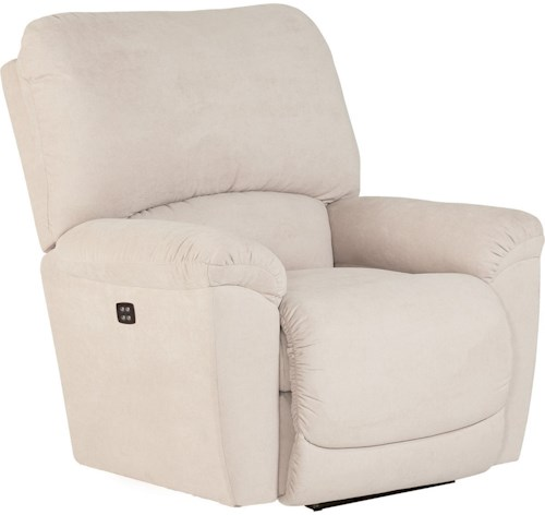 La-Z-Boy Tyler Casual Power-Recline-XR RECLINA-ROCKER® Recliner