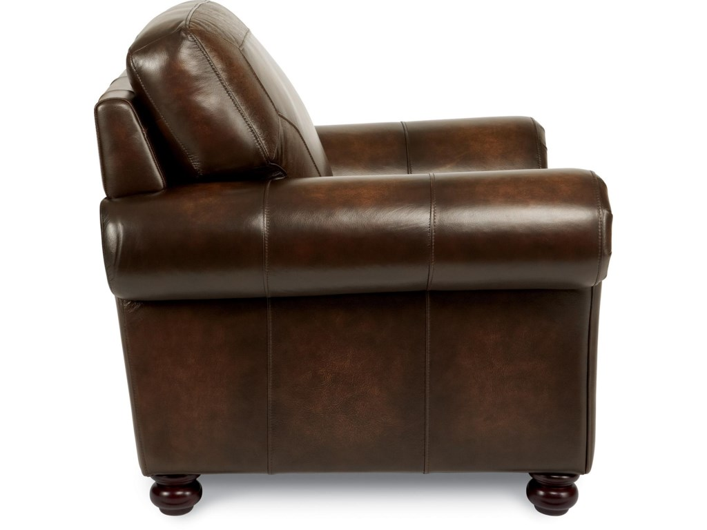 Lazy boy chair and a half recliner - Leather Shown No Longer Available From Manufacturer