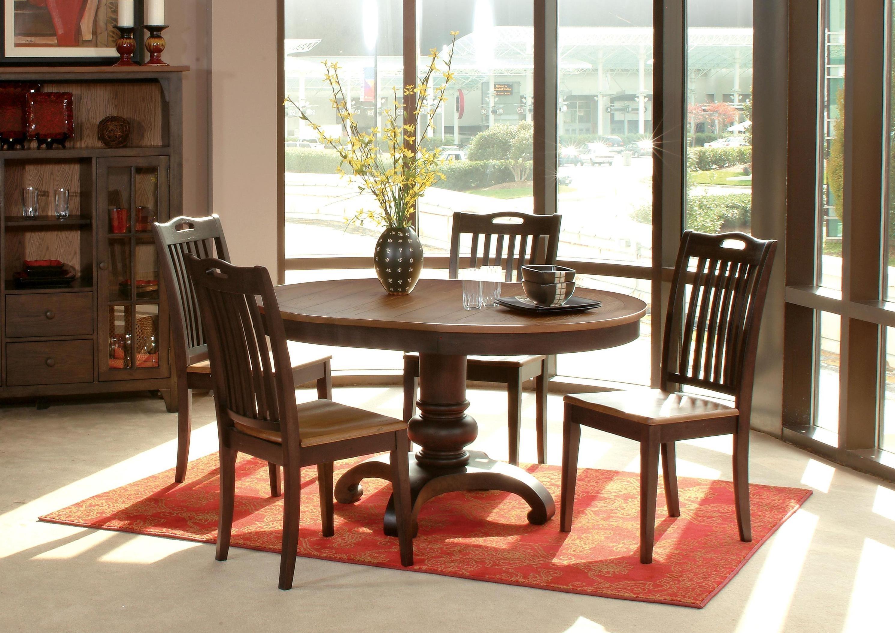 Beau Morris Home Furnishings GraftonGrafton 5 Piece Dining Set