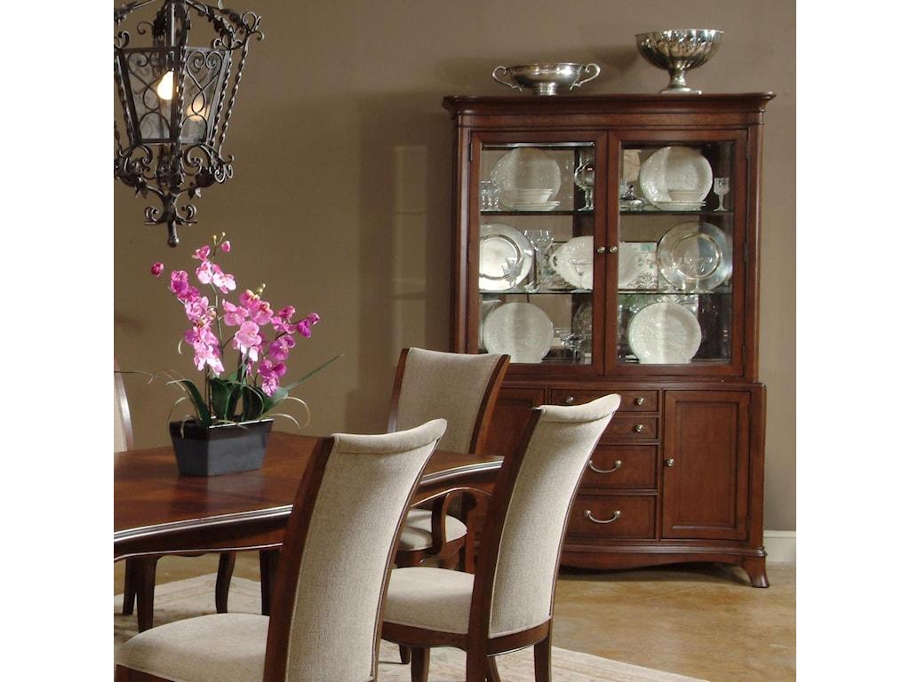 Lacquer Craft USA South HamptonChina Cabinet