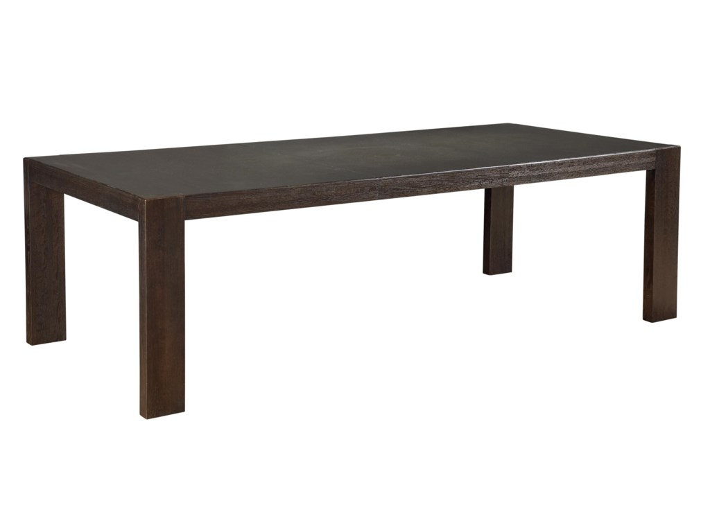 Morris Home Furnishings MetropolisMetropolis Leg Table