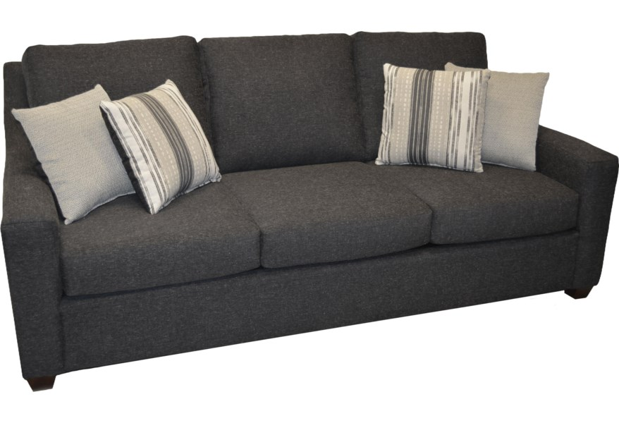 Lacrosse 423 Queen Sleeper Sofa With 5