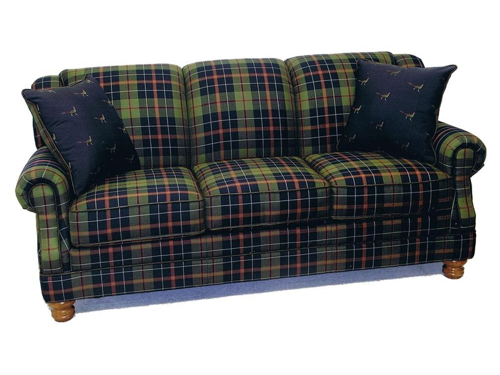 LaCrosse 838Tight Back Sofa