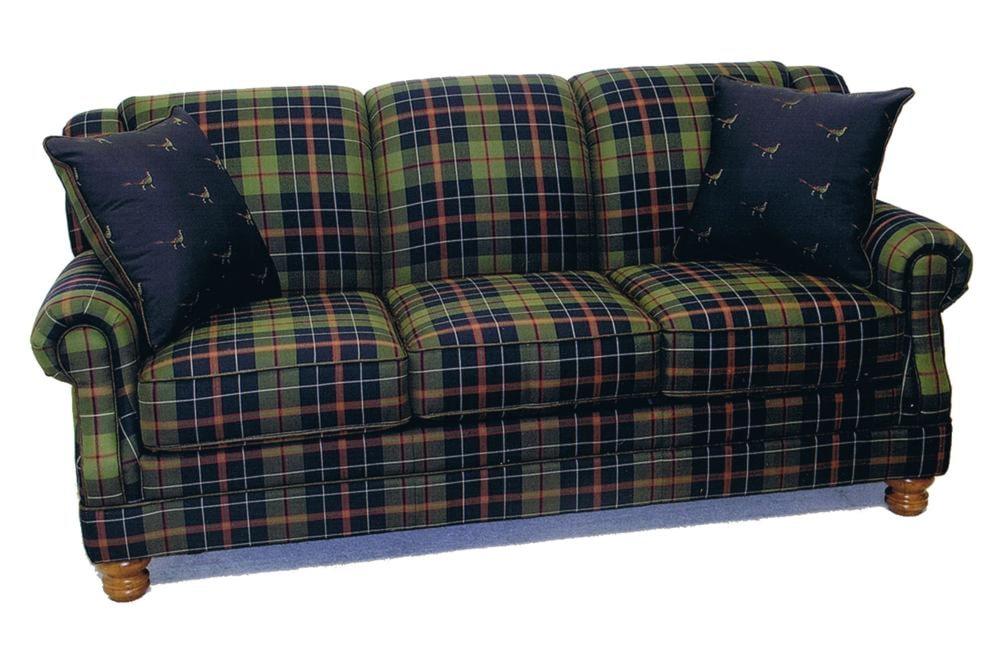LaCrosse 838Tight Back Sofa