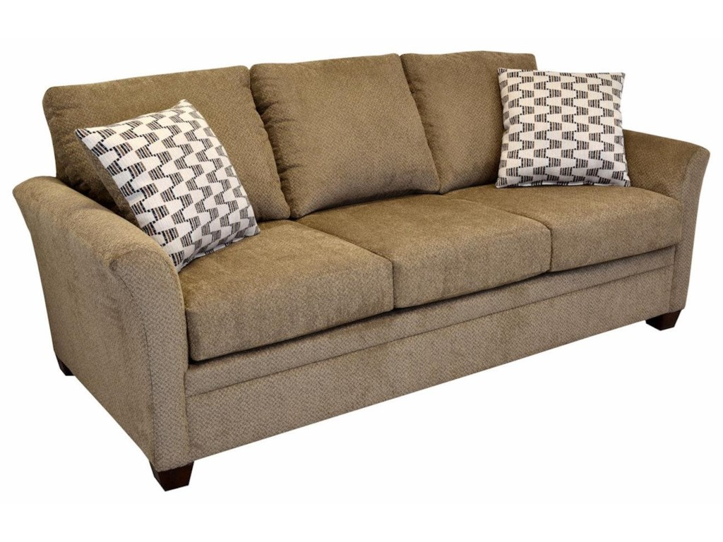 LaCrosse CaptainQueen Sleeper Sofa