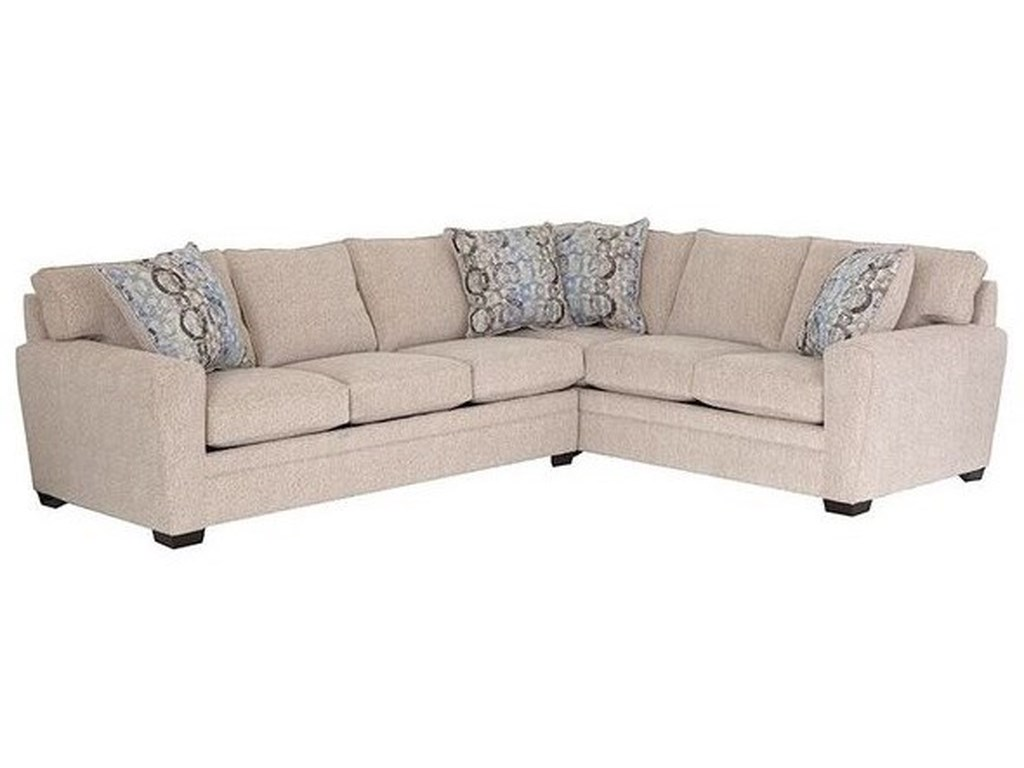 Lacrosse Manhattansectional Sleeper Sofa