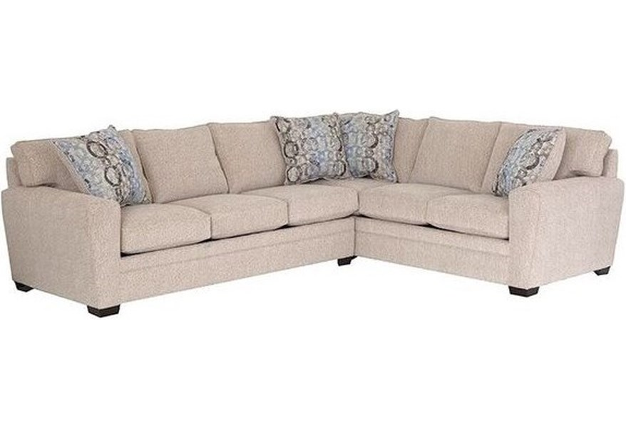 Lacrosse Manhattan Sectional Sofa With