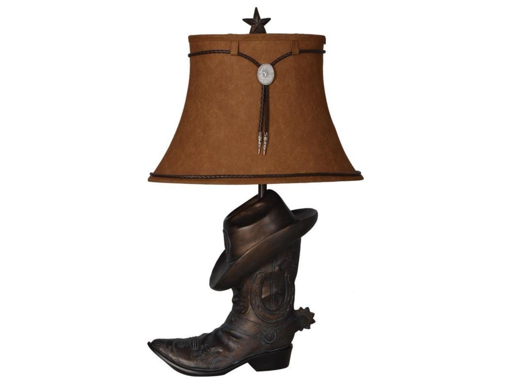 Lamps Per Se 2018 CollectionLPS-196 Boot Lamp