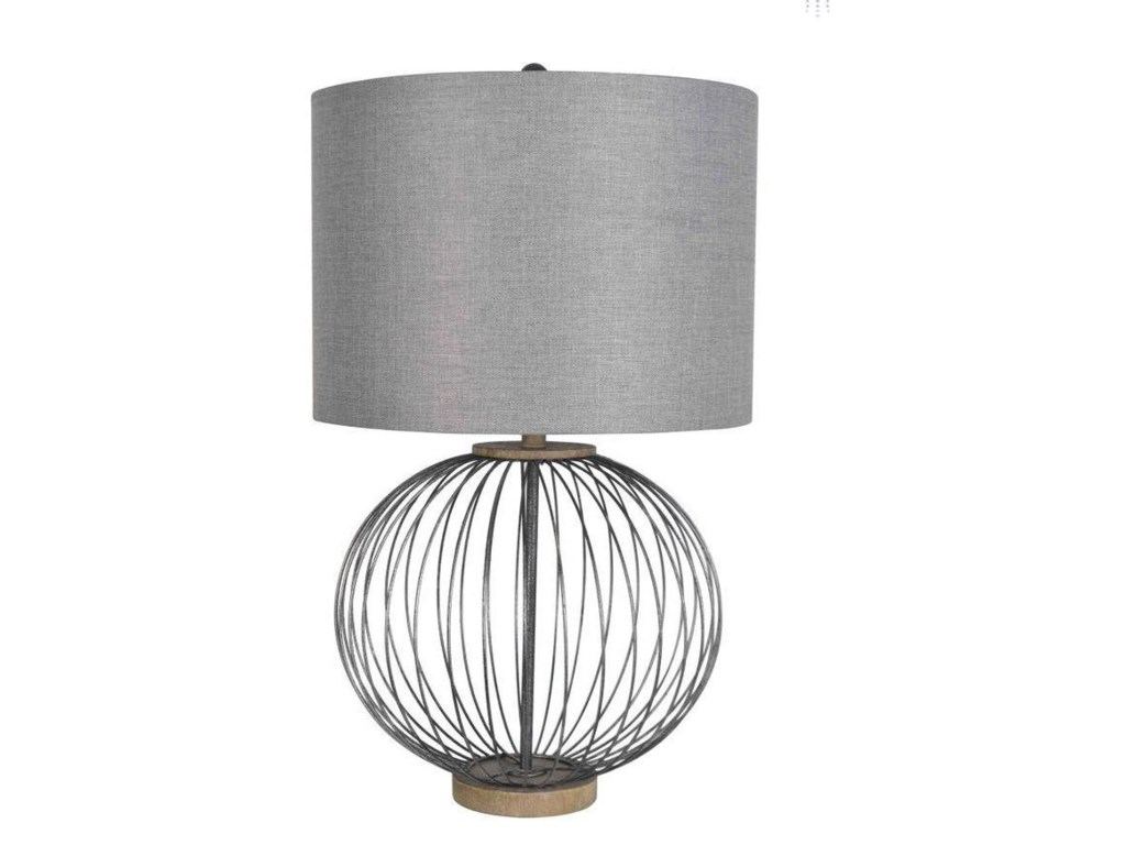 Lamps Per Se 2018 CollectionLPS-219 Metal Lamp