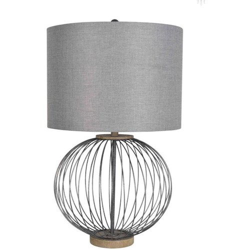 Lamps Per Se 2018 Collection LPS-219 Metal Lamp