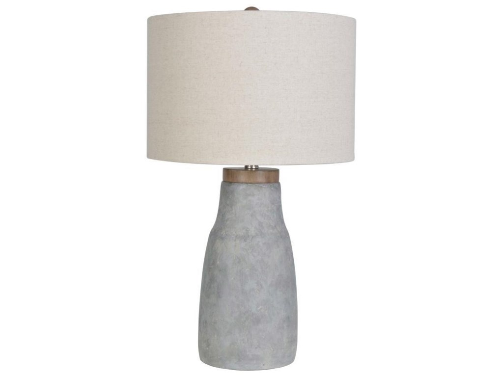 Lamps Per Se 2018 CollectionLPS-231 Concrete Lamp