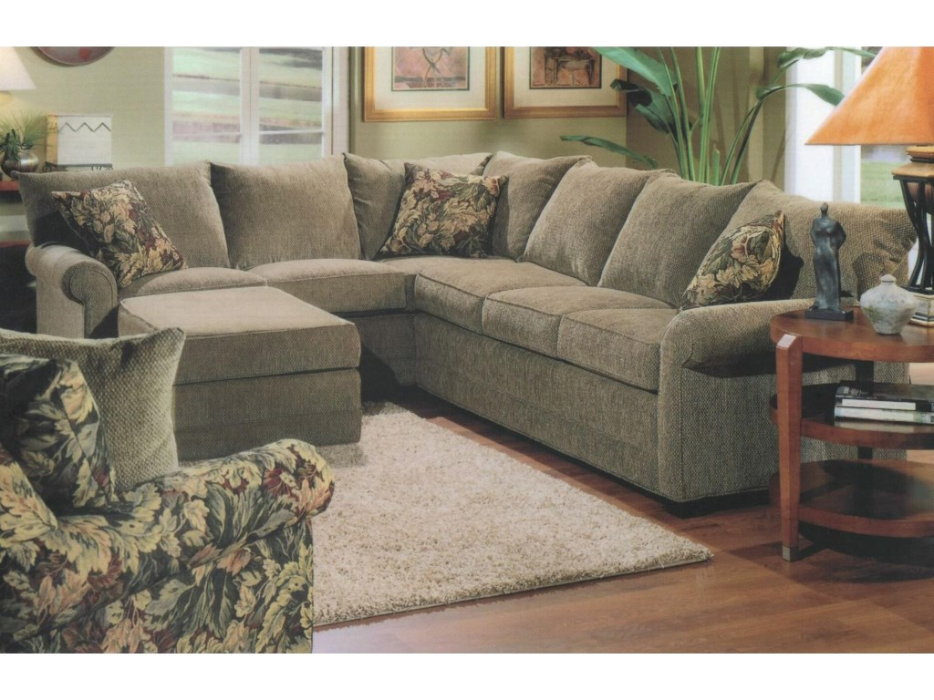 Lancer 110Sectional Sofa Group