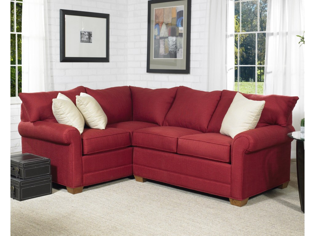 Lancer 110Loveseat Sectional Group
