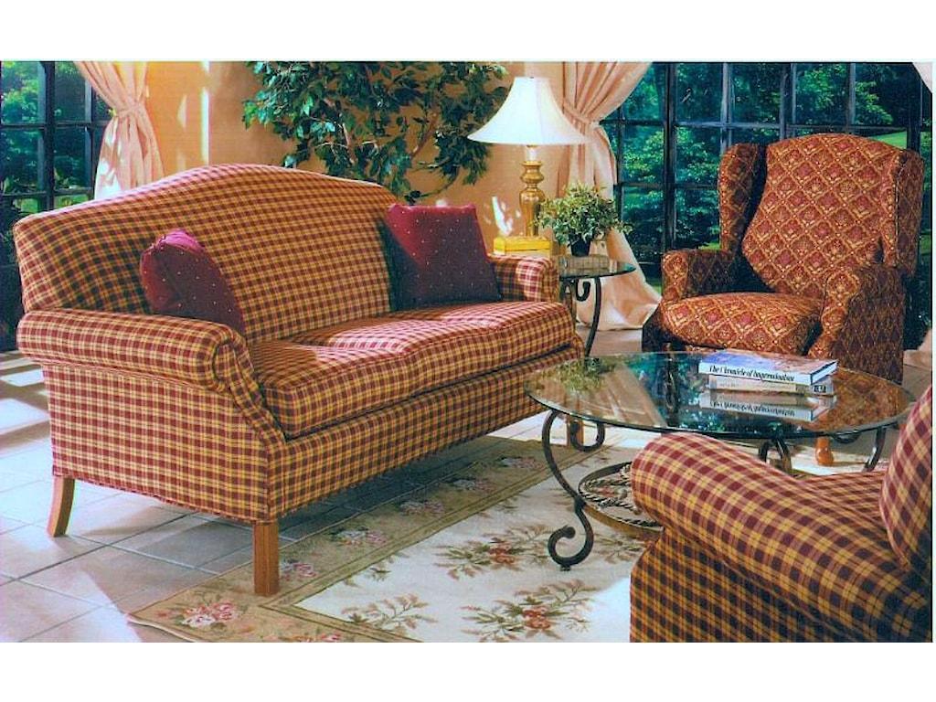 Lancer 1520Short Sofa