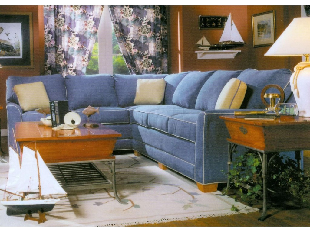 Lancer 2210Sectional Sofa Group