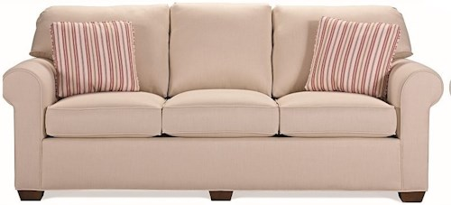 Lancer 26 Casual Sofa with Rolled Arms