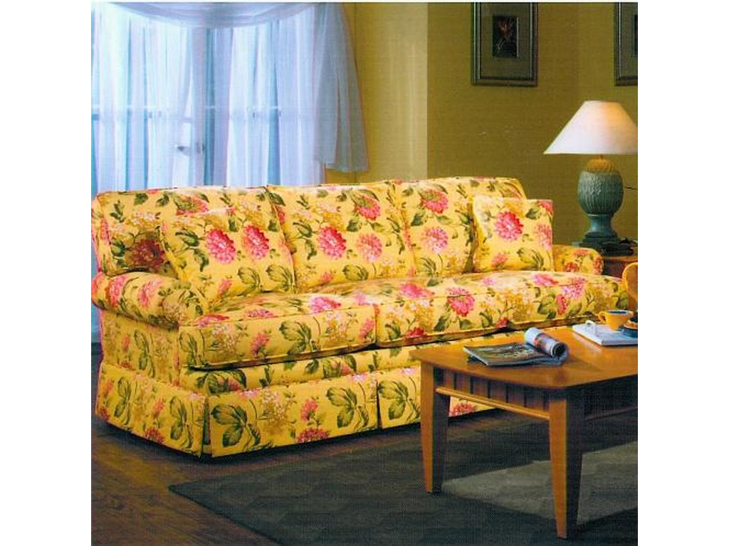 Lancer 6220Full Length Sofa