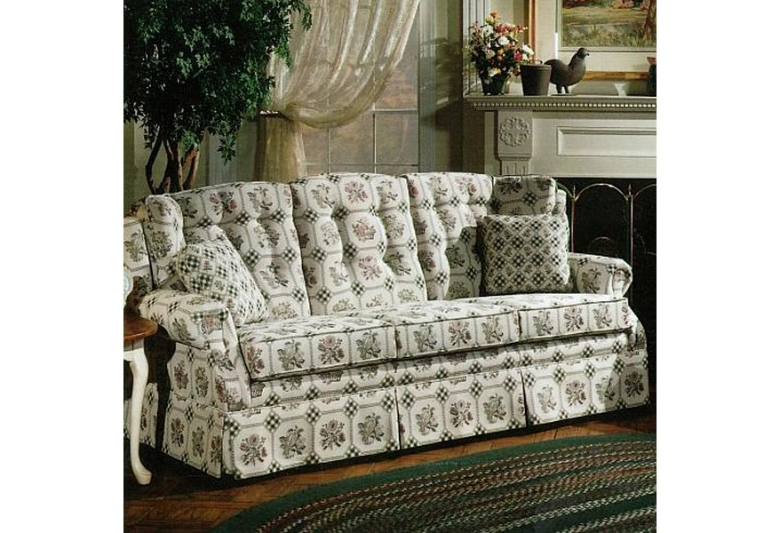 Lancer 840 Country Style Sofa With