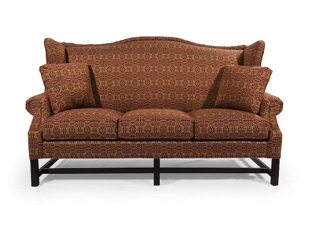 Lancer Homespunhigh Back Sofa