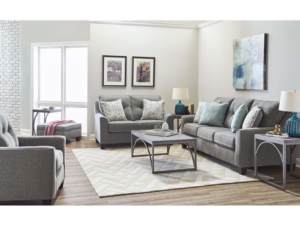 Lane 2019Sofa and Loveseat Set
