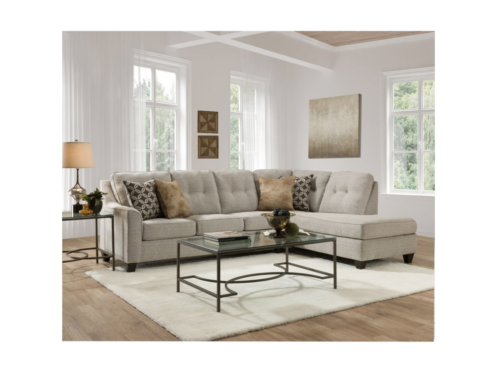 Lane 20192-Piece Sectional