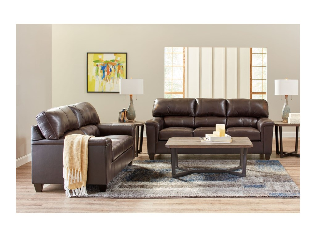 Lane 2038Loveseat