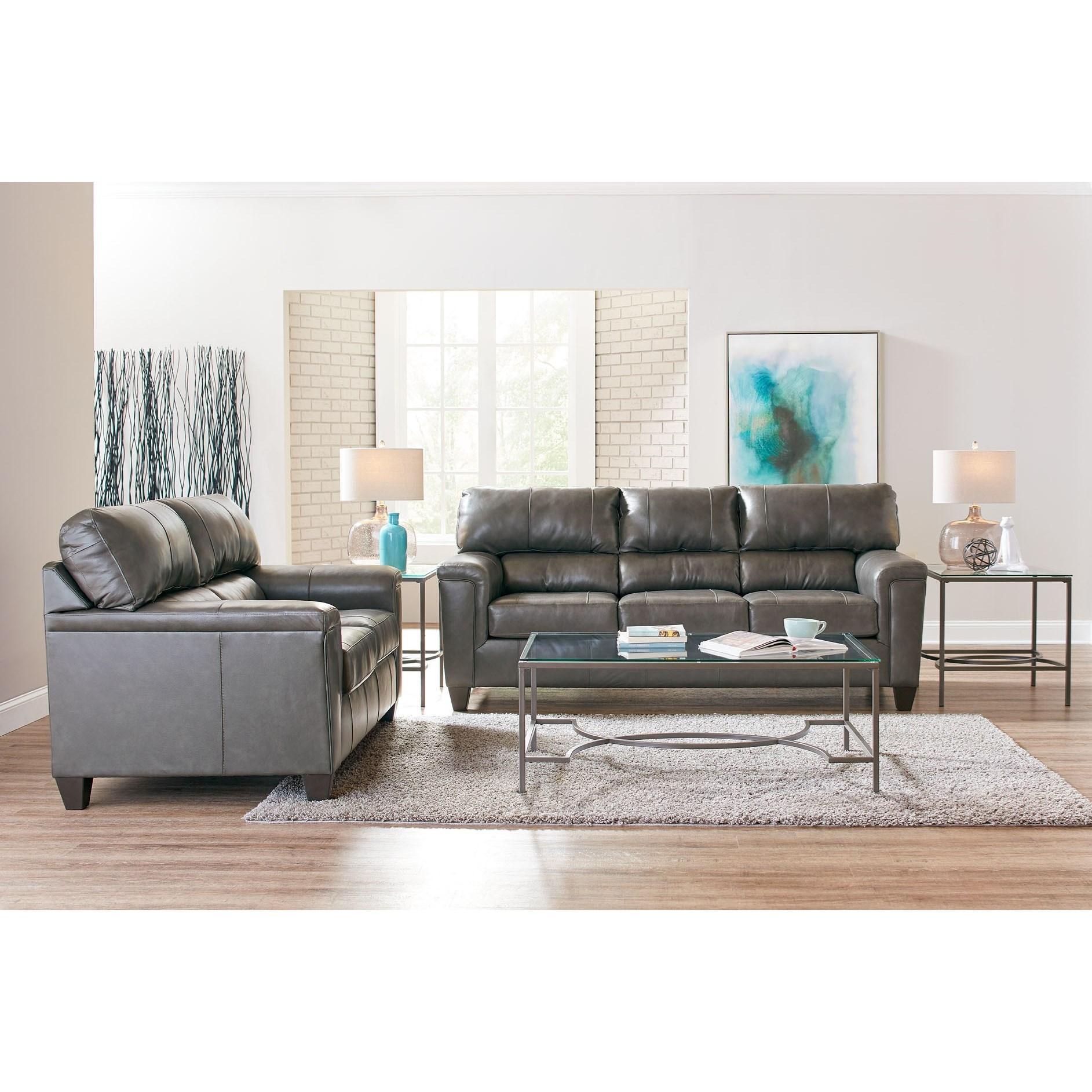 - Lane 2038 Casual Sofa Sleeper Rune's Furniture Sleeper Sofas