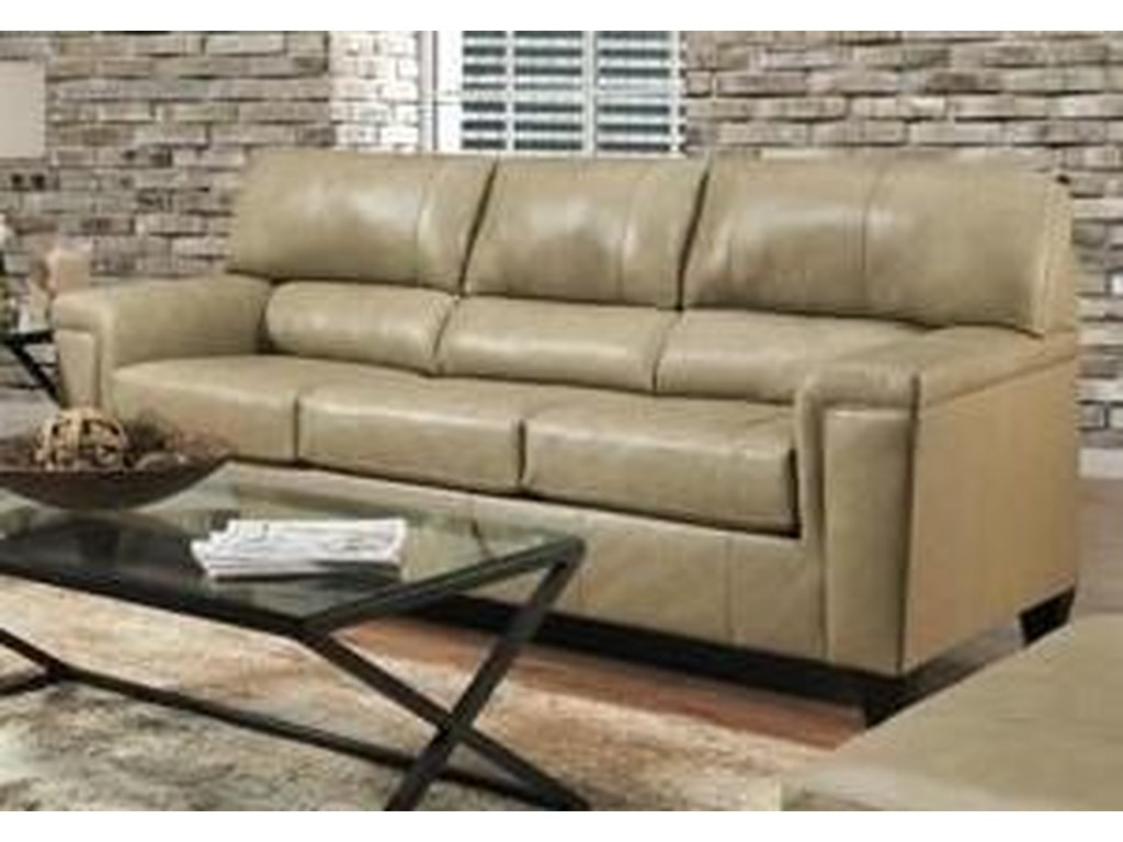 Lane 2038Leather Sofa