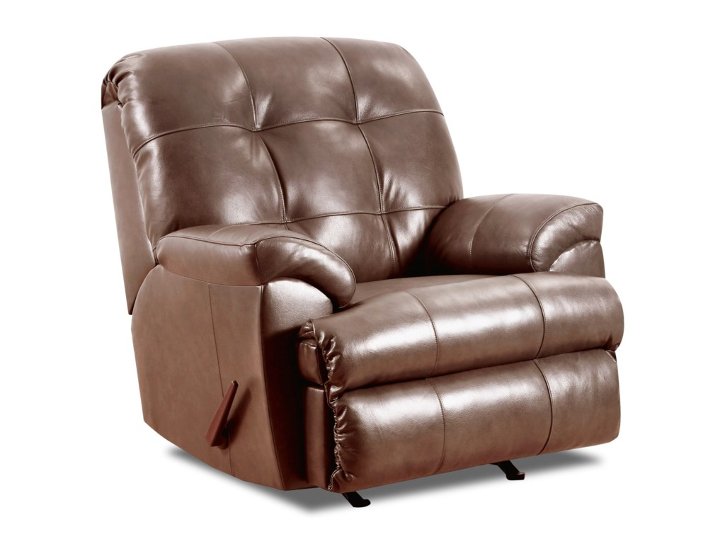 Lane 4101Rocker Recliner