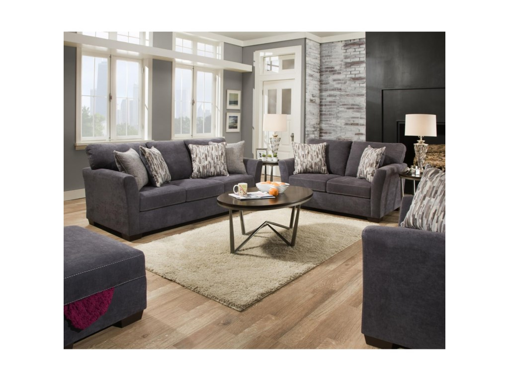 Lane 7058Living Room Group