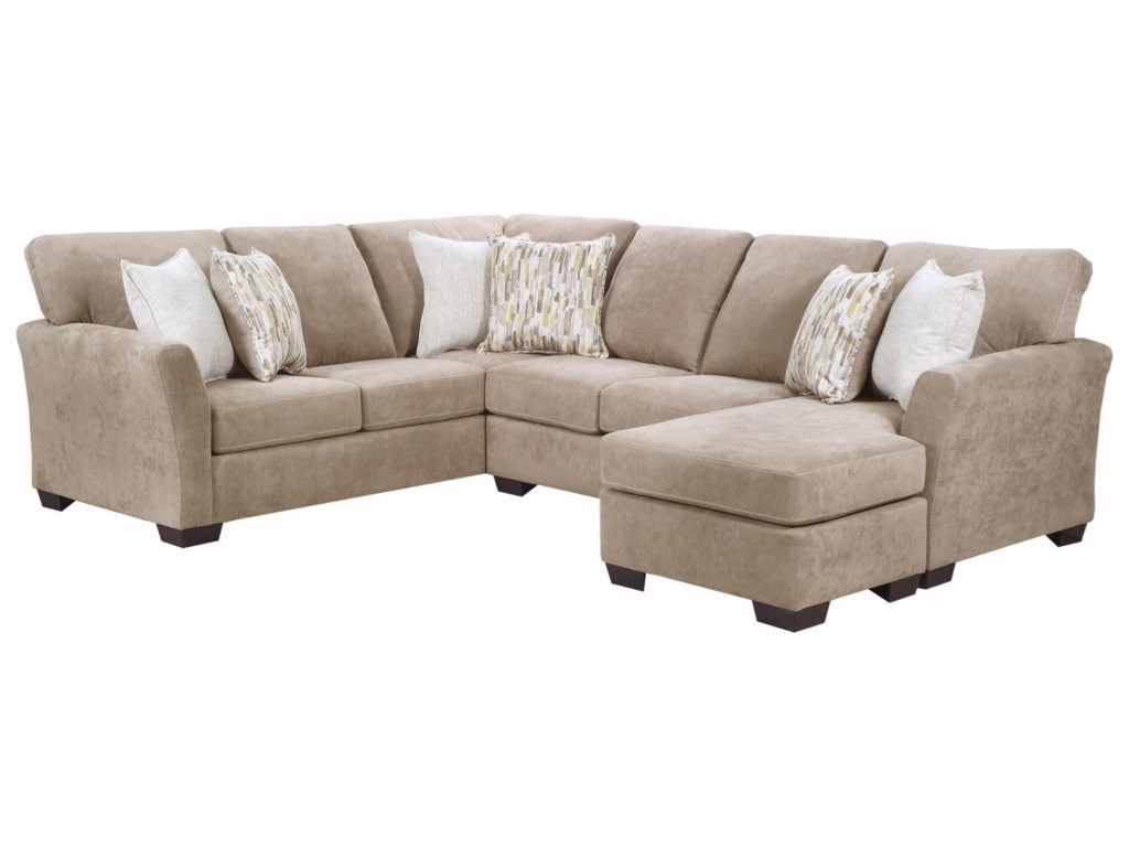 Lane 70582-Piece Sectional