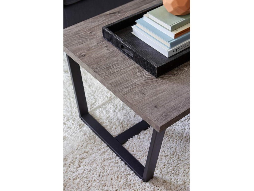 Lane 7341 Cocktail and End Table Set