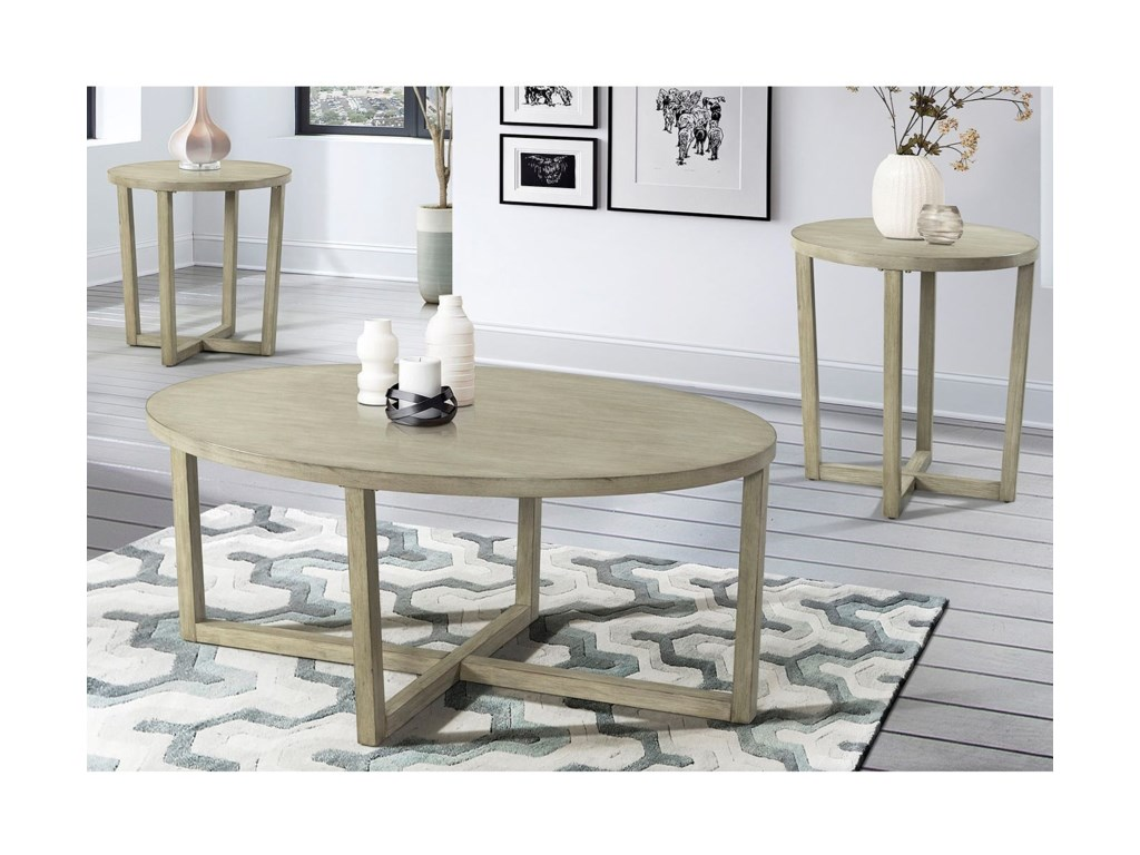Lane 75843-Piece Occasional Table Set