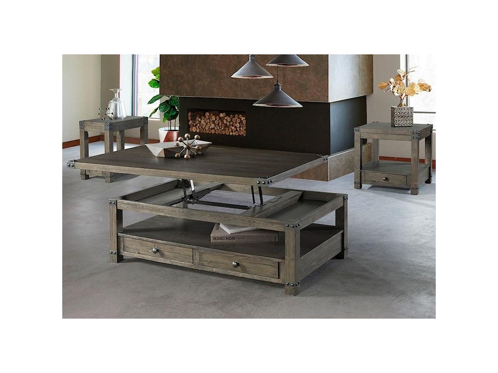 Lane 7593Cocktail Table