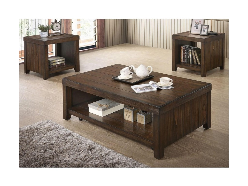 Lane 7594Cocktail Table