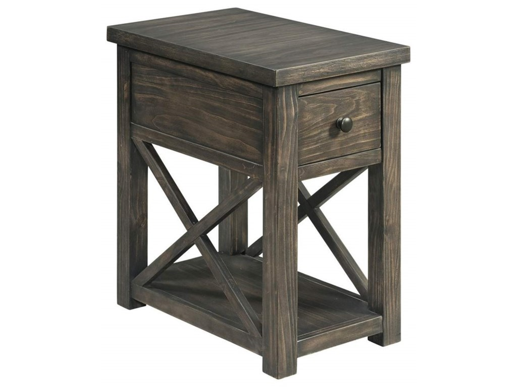 Lane 7607Chairside Table
