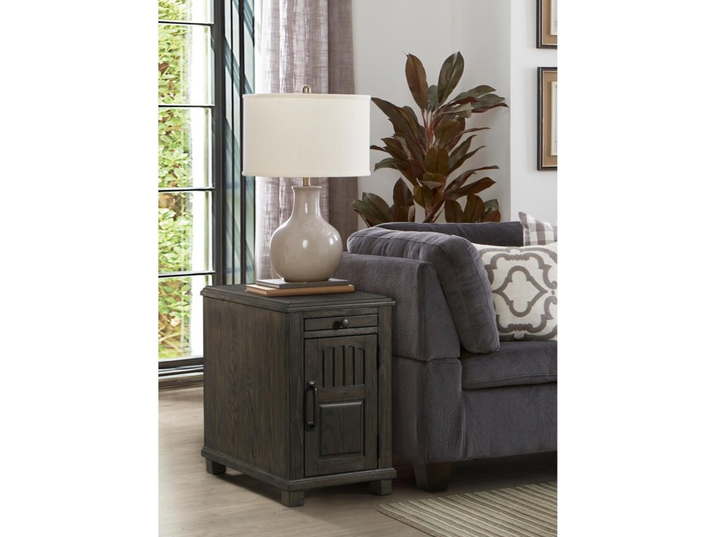Lane 7647Chairside Table