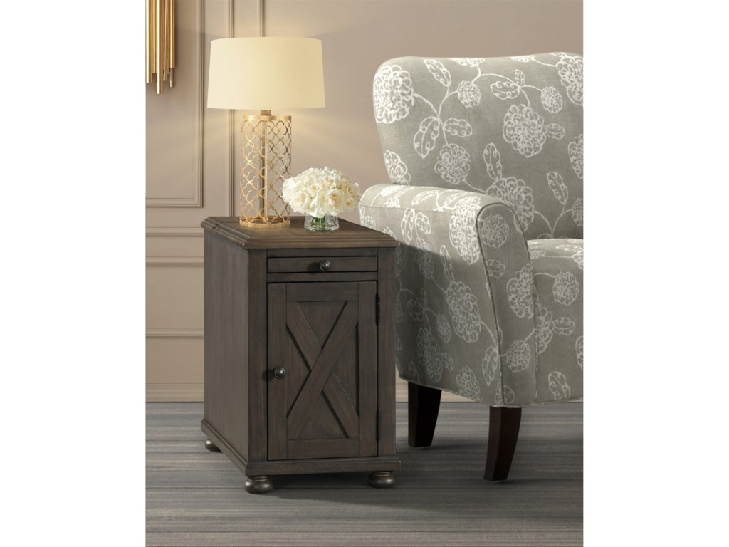 Lane 7650Chairside Table
