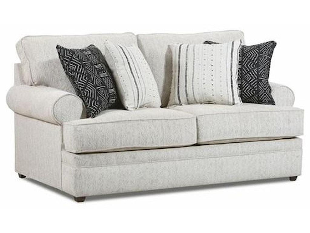 8041 03 02 Sofa And Loveseat Set