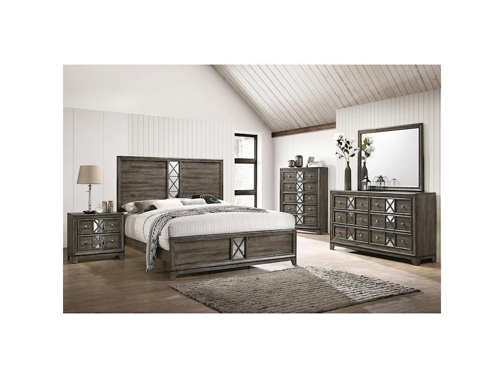 Lane Addison 6-Drawer Dresser