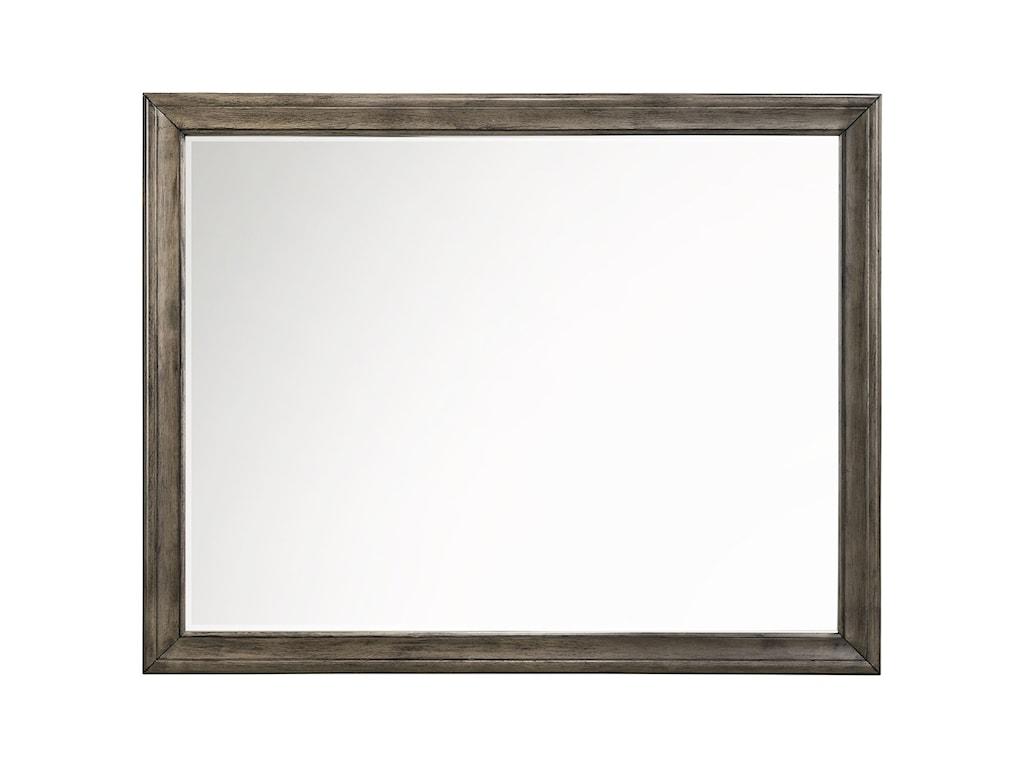 Lane Addison Landscape Mirror