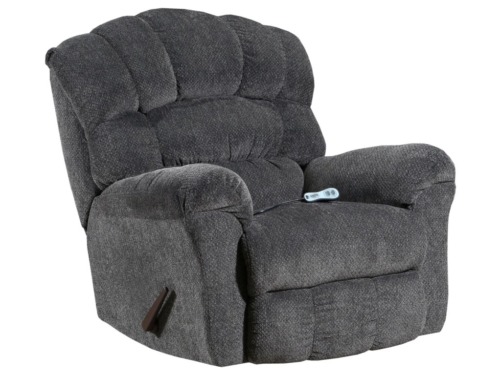 Lane Home Furnishings AllegroRecliner with Heat and Massage