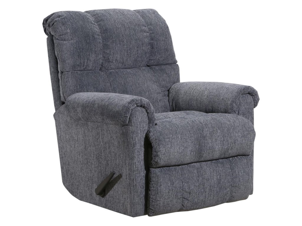 Lane AvengerGlider Recliner with Heat and Massage